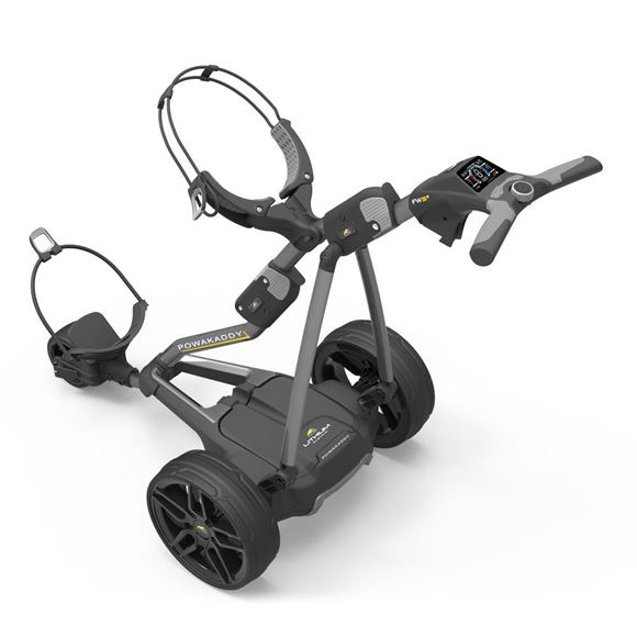 Picture of Powakaddy FW5s Electric Trolley with a FREE Travel Cover