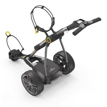 Picture of Powakaddy C2i Compact Electric Trolley with a FREE Travel Cover