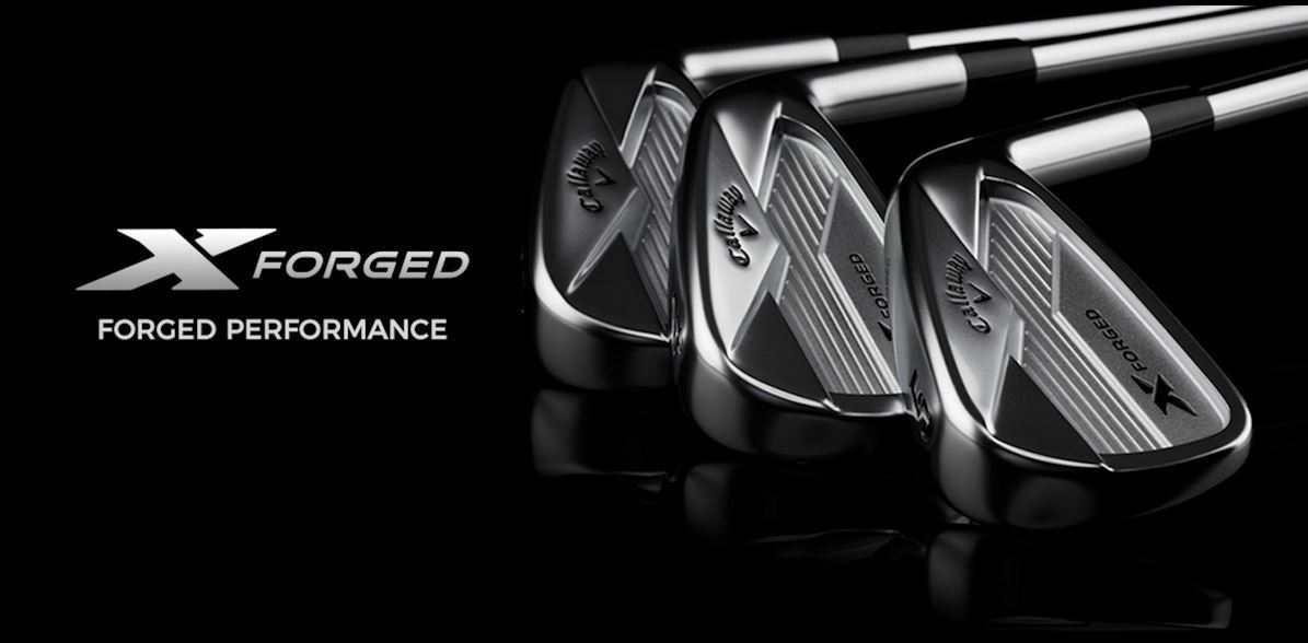 Callaway X Forged 2018 Irons
