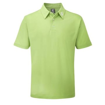 Picture of Footjoy Mens Stretch Pique Polo Shirt - 91818