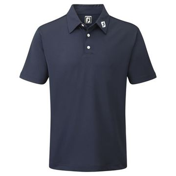 Picture of Footjoy Mens Stretch Pique Polo Shirt - 91824