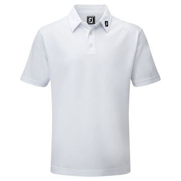 Picture of Footjoy Mens Stretch Pique Polo Shirt - 91823