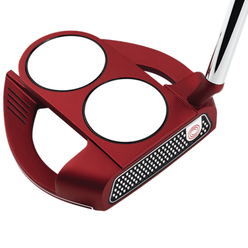 Picture of Odyssey O-Works Red 2-Ball Fang S Putter