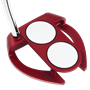 Picture of Odyssey O-Works Red 2-Ball Fang Putter