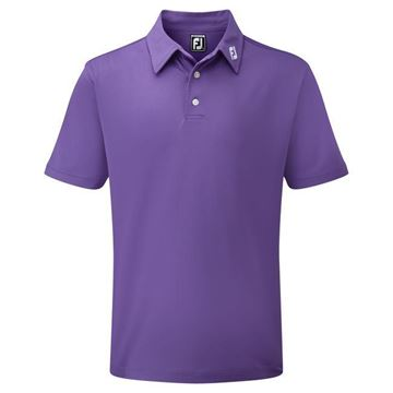 Picture of Footjoy Mens Stretch Pique Polo Shirt - 91820