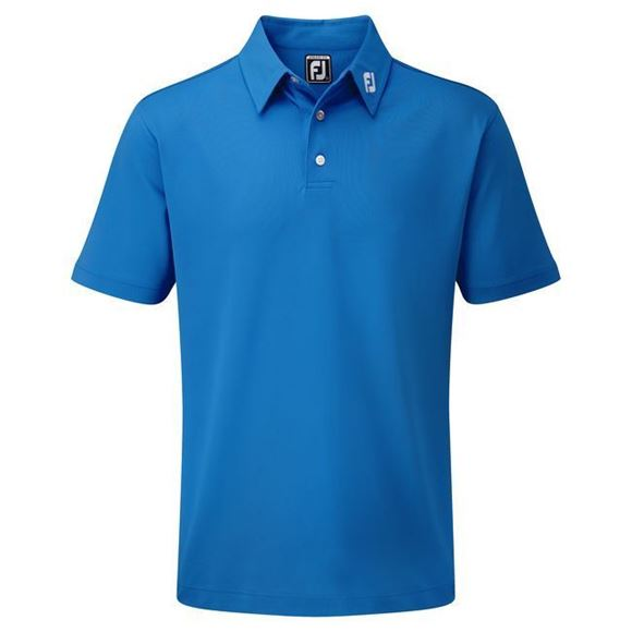 Picture of Footjoy Mens Stretch Pique Polo Shirt - 91817