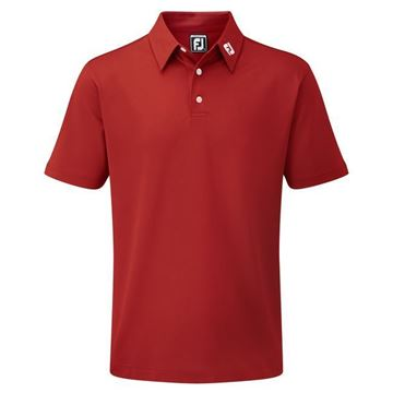 Picture of Footjoy Mens Stretch Pique Polo Shirt - 91825