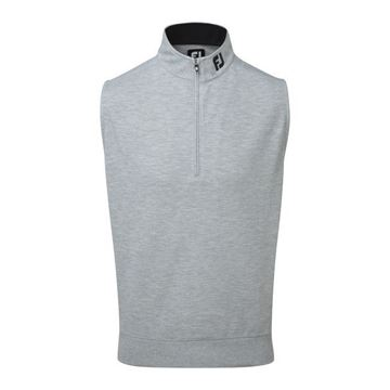 Picture of Footjoy Mens Spun Poly Half-Zip Vest - 92170