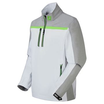Picture of Footjoy Mens DryJoys Tour XP Rain Jacket Shirt - White