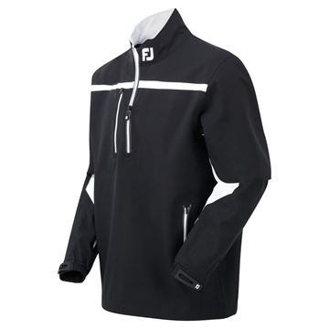 Picture of Footjoy Mens DryJoys Tour XP Rain Shirt Jacket - Black