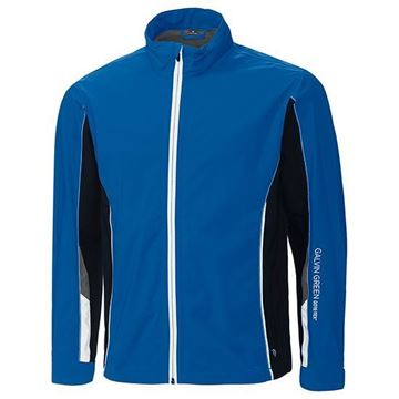 Picture of Galvin Green Mens Avery Waterproof Jacket - Kings Blue