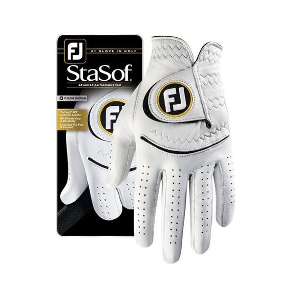 Picture of Footjoy Mens StaSof Golf Glove
