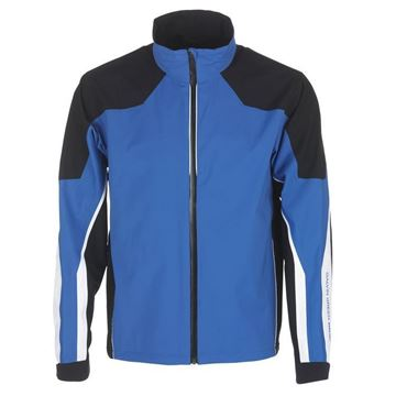 Picture of Galvin Green Mens Arrow Waterproof Jacket - Blue
