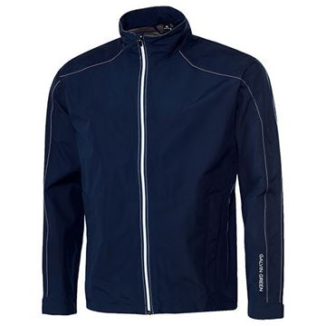 Picture of Galvin Green Mens Alonzo Waterproof Jacket - Navy
