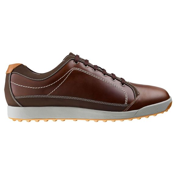 Picture of Footjoy Mens Contour Casual Golf Shoes 54222