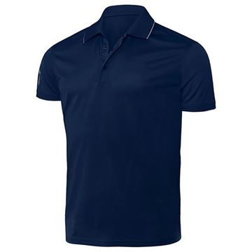 Picture of Galvin Green Mens Marty Golf Shirt - Navy