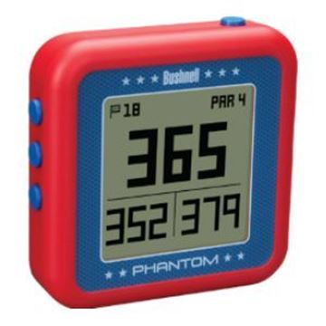 Picture of Bushnell Phantom Golf Gps Handheld - Red