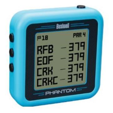 Picture of Bushnell Phantom Golf Gps Handheld - Blue