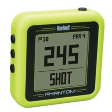 Picture of Bushnell Phantom Golf Gps Handheld - Yellow
