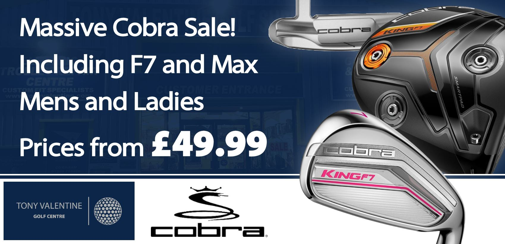 Massive Cobra Sale