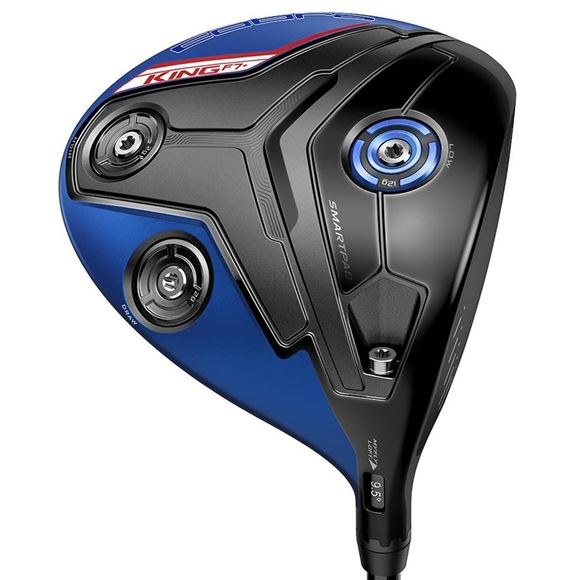 Picture of Cobra King F7 + Driver - Blue