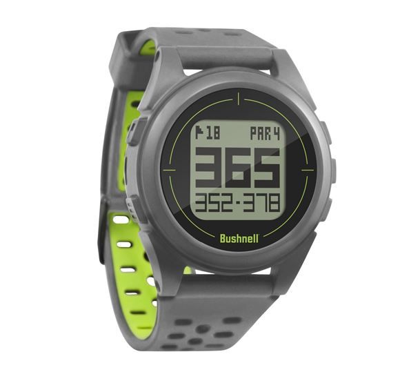 Picture of Bushnell Neo ION 2 GPS Rangefinder Watch - Grey