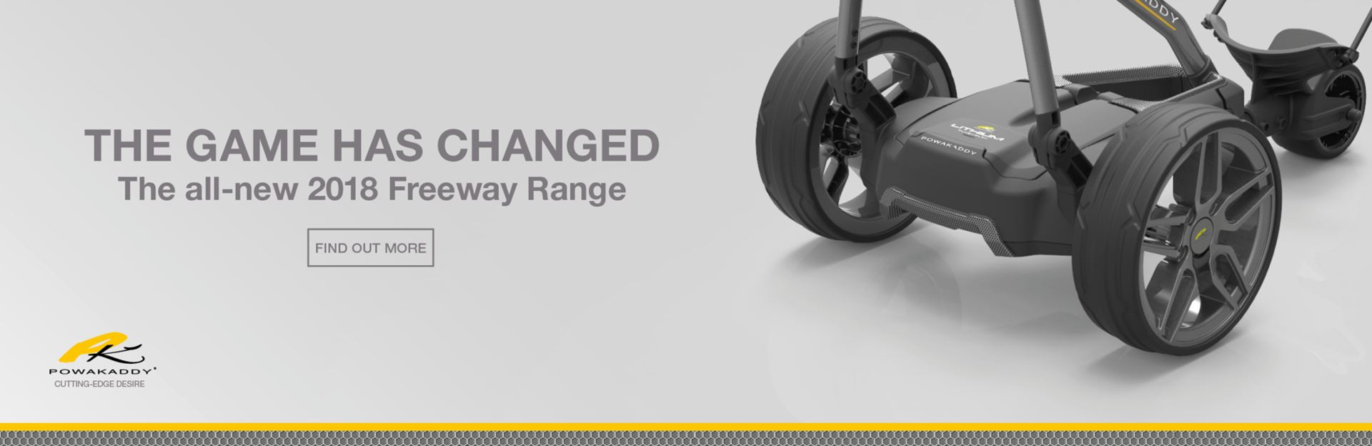 New Powakaddy Freeway Range