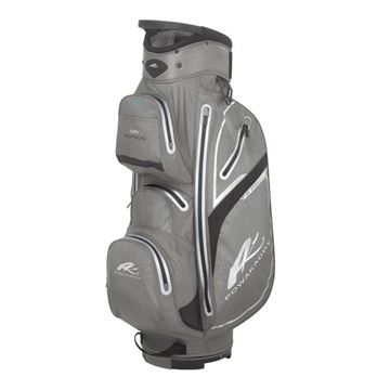 Picture of Powakaddy Dri Edition Waterproof Cart Bag 2018 -Gunmetal/Black