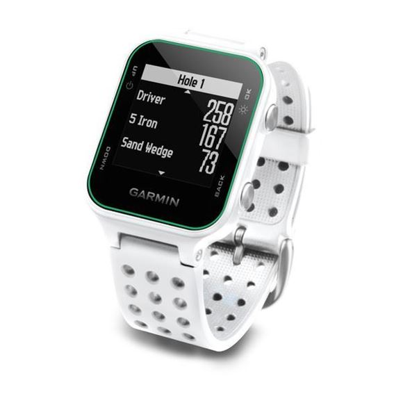 Picture of Garmin S20 Approach GPS Watch - White