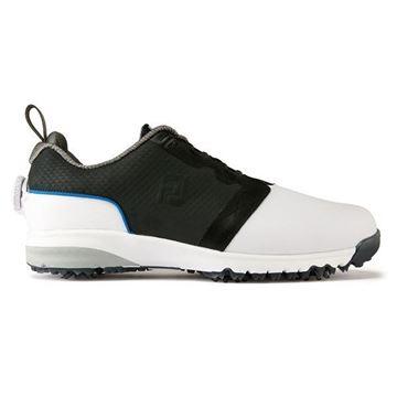 Picture of Footjoy Mens Contour Fit Golf Shoes BOA 54159