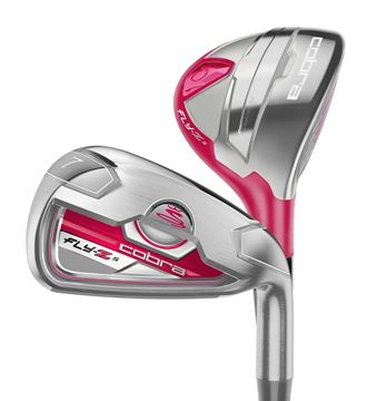 Picture of Cobra Ladies Fly-Z S Combo Irons 5H plus 6-SW