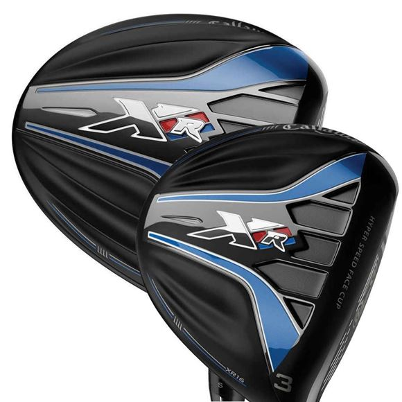 Picture of Callaway XR 16 Driver and Fairway Bundle (2 Clubs)