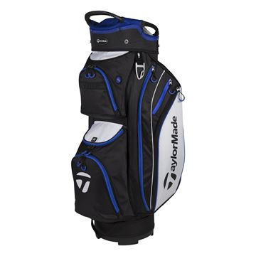 Picture of TaylorMade TM18 Cart Lite Bag - Black/Blue