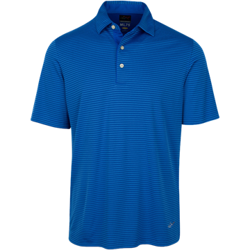 Picture of Greg Norman Technical Performance Polo Shirt - Maritime