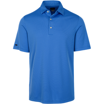 Picture of Greg Norman Technical Performance Polo Shirt - Maritime KX32