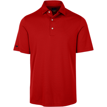 Picture of Greg Norman Technical Performance Polo Shirt - British Red KX32