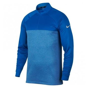 Picture of Nike Golf Thermo Core 1/4 Zip Pullover - Blue