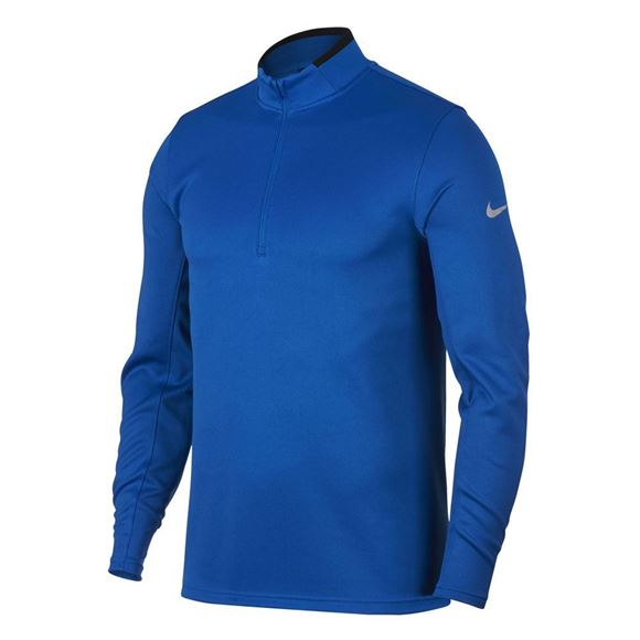 Picture of Nike Golf Dri-Fit 1/4 Zip Pullover - Blue