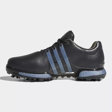 Picture of Adidas Tour 360 Blue Boost 2.0 Golf Shoes B37338 Limited Edition