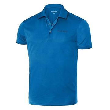 Picture of Galvin Green Mens Marty Golf Shirt - Kings Blue