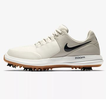 Picture of Nike Nike Air Zoom Accurate Golf Shoes - Cream/White