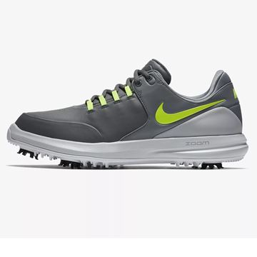 Picture of Nike Nike Air Zoom Accurate Golf Shoes - Grey/Volt