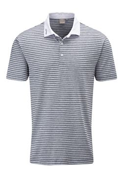 Picture of Ping Mens Connor Polo Shirt - White/Navy