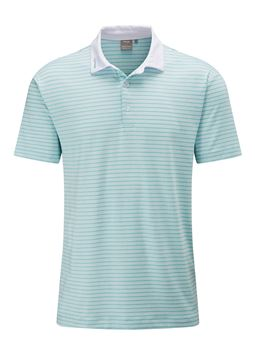 Picture of Ping Mens Connor Polo Shirt - Seafoam/White