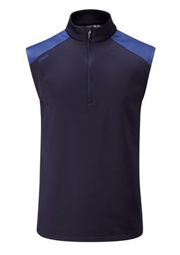 Picture of Ping Mens Austin Vest - Navy/Blue