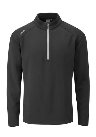 Picture of Ping Mens Kelvin Sweater - Black