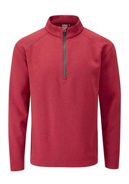 Picture of Ping Mens Kelvin Sweater - Red