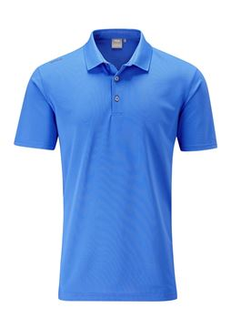 Picture of Ping Mens Lincoln Polo Shirt - Imperial Blue