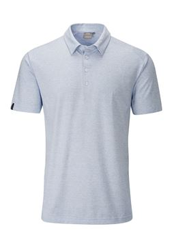 Picture of Ping Mens Harvey Polo Shirt - Imperial Blue Mutli