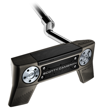Picture of Scotty Cameron Concept CX-01 Putter